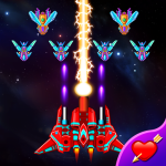 Galaxy Attack: Alien Shooter 21.7 Mod Download – for android