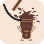 Happy Coffee Glass 1.2.3 Mod Download – for android