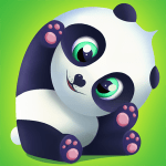 Pu – Cute giant panda bear, baby pet care game 2.2 Mod Download – for android