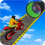 Racing Moto Bike Stunt Impossible Track Game 1.13   Mod Download – for android