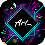 Shape Pictures Art: Overlay Photo Editor App 5.5 Apk android-App free download