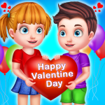 Valentine's Day Party Game 1.0.4 Mod Download – for android
