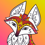Antistress Coloring By Numbers For Adults 2.0 Mod Download – for android