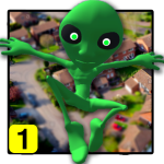 Green Alien 3D Simulator 1.1 Mod Download – for android