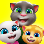 My Talking Tom Friends Mod Download for android