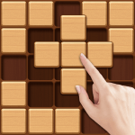 Wood Block Sudoku Game -Classic Free Brain Puzzle Mod Apk Download for android