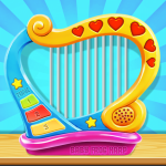 Download Kids Piano Fun Class Music and Drawing 2.1 Mod Apk (unlimited money)