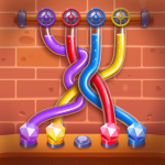 Download Tangle Fun – Can you untie all knots 1.6.2 Mod Apk unlimited money