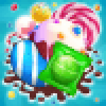Sweet Candy blast puzzle game 2.0.8 Mod Apk unlimited money