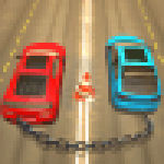 Chained Car Racing Games 3D 3.2 Mod Apk unlimited money