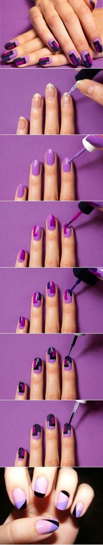 Nail Art Design Tutorials
