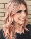 blorange hair raiz