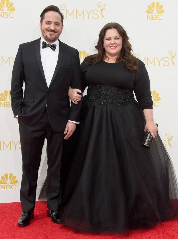 Ben Falcone e Melissa McCarthy