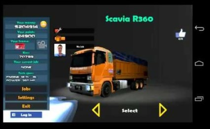 grand truck simulator hack proof