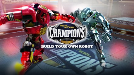 real steel champions mod apk