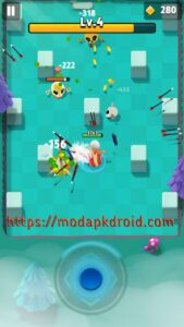 Archero Mod Apk Latest God Mode