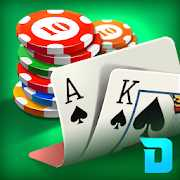 DH Texas Poker MOD APK Unlimited Chips Download For Free 2021