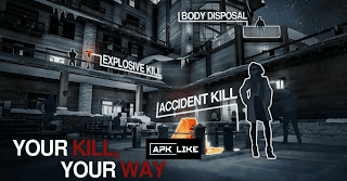 hitman sniper 2 mod apk all guns unlocked download