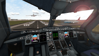 RFS – Real Flight Simulator MOD APK 1.2.4 (Unlocked)