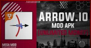 Arrow.io MOD APK [GOD MOD - UNLIMITED MONEY] Latest (V1.9.2)