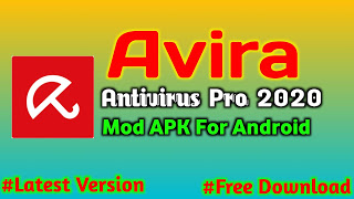 Avira Antivirus Pro 2020 || Virus Cleaner & VPN V-7.0.2 || Mod Apk Free Download Latest Version||