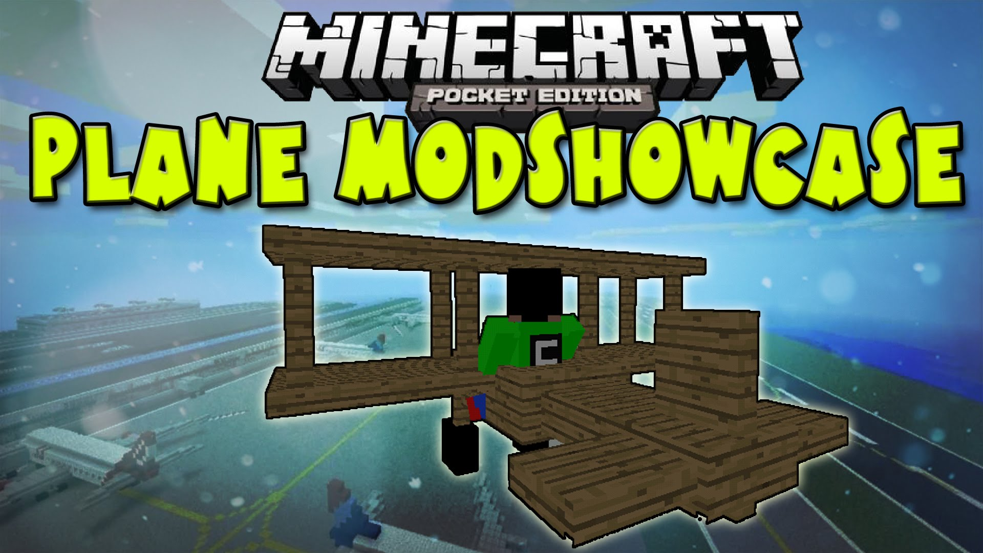 Minecraft Plane MODs PE v1 18 2 for Android - Free Download
