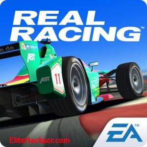 Real Racing 3 MOD APK - RC3 Unlimited Money and Gold Apk