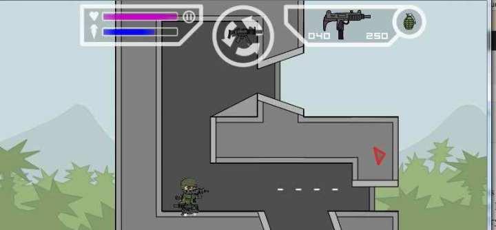 Using gun mini militia tips