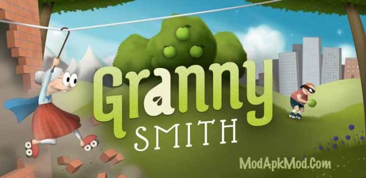 Granny Smith Apk Mod