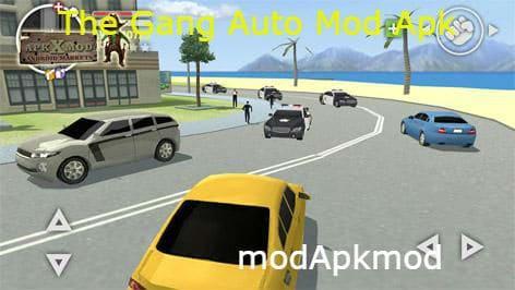 The Gang Auto Mod Apk