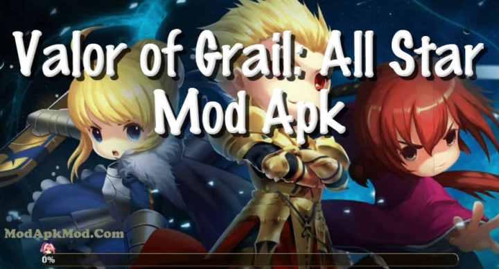 Valor of Grail: All Star