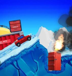 Arctic Roads Car Racing Game Mod Apk
