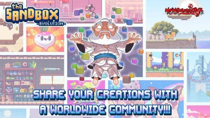 The Sandbox Evolution – Craft! 1.4.2 Mod Apk