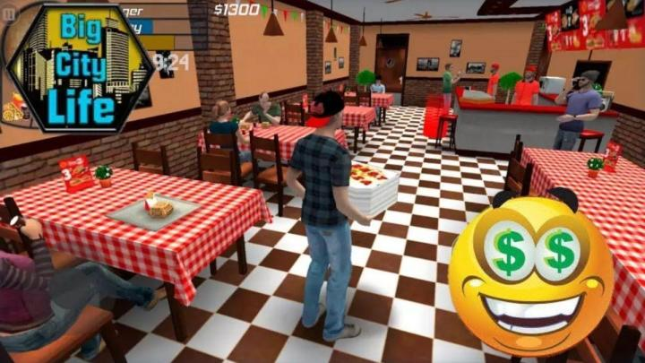 Big City Life Simulator Mod Apk