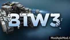 Block Tank Wars 3 Mod Apk