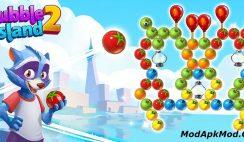 Bubble Island 2 Mod Apk
