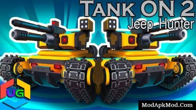 Tank ON 2 - Jeep Hunter Mod Apk