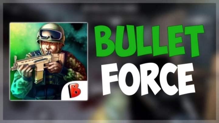 Bullet Force Mod Apk