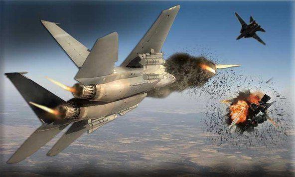 World Air Jet War Battle Mod Apk