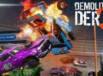 Demolition Derby 3 Mod Apk Unlimited Money