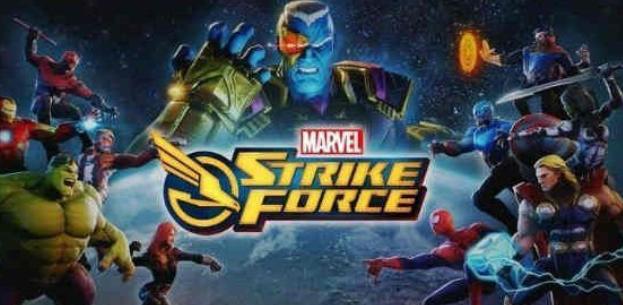 Marvel Strike Force Tips