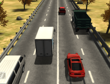 Traffic Racer Tricks