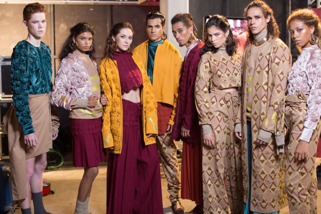 Dragão Fashion Brasil - Coleção HUACAS - Foto: Nicolas Gondim