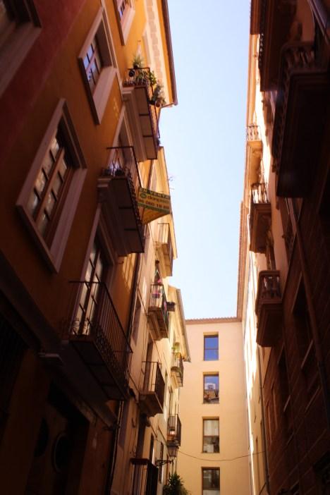 Valencia-Spain-Old City