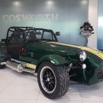 Caterham 540R at Cosworth