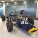 Lola T60 Formula 2 Car at Cosworth