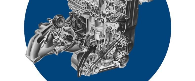 Cosworth YB Engine