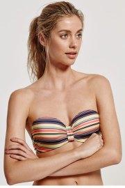 Detalle bikini bandeau multirayas