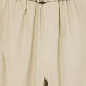Detalle de la cintura del pantalón 05P14 de Skatïe.