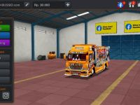 MOD BUSSID Truck Mitsubishi Fuso Canter by BMI